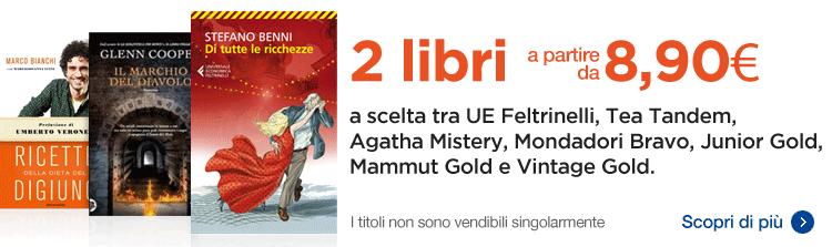 Libri scontati e in offerta vendita on line mondadori store for Libri in offerta