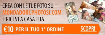 10€ di sconto per il tuo primo ordine su Photosì