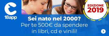 18app Bonus Cultura 500€