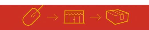 Compra online e ritira in negozio