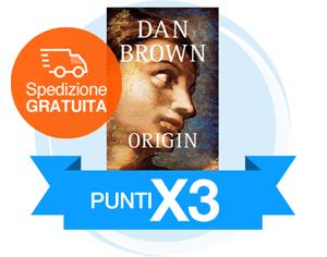 Punti X3 sul nuovo libro di Dan Brown - Origin