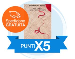 Punti X5 sul nuovo libro di Alessandro D'Avenia