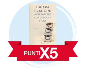 Punti X5 sul libro di Chiara Francini