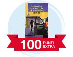 100 punti extra sul libro di Carlotto,  De Cataldo e De Giovanni