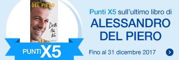 Alessandro Del Piero punti X5