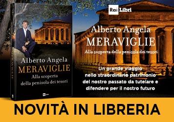 Alberto Angela il nuovo libro