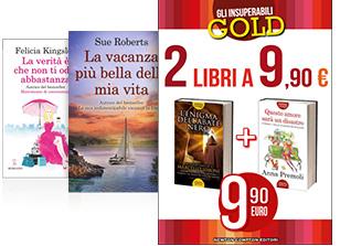 Acquista 2 libri Newton Compton a 9,90€