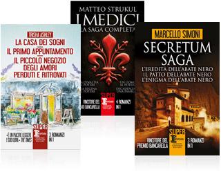 Mondadori BIS: 2 libri a 9.90 euro