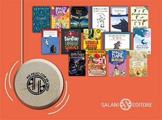 Acquista due libri per ragazzi Salani e avrai in omaggio uno yoyo di legno