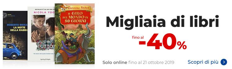 Libri online, eBook, Musica, DVD, Giochi - Mondadori Store