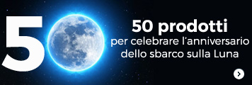 50° anniversario dello sbarco sulla Luna