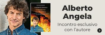 Alberto Angela incontro con l'autore