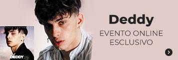 Deddy evento online