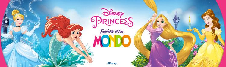Concorso Disney Esplora il tuo mondo