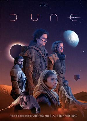 Dune: il film di Denis Villeneuve