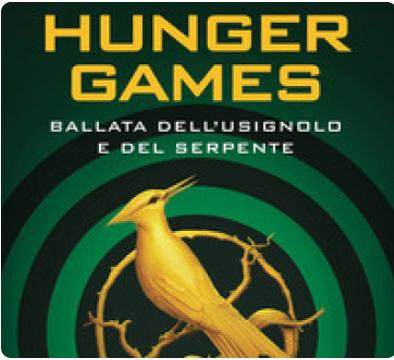 Hunger Games: l'usignolo e il serpente
