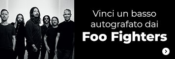 Concorso Foo Fighters