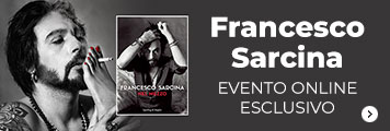Francesco Sarcina evento