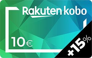 Kobo Digital Code 10 euro