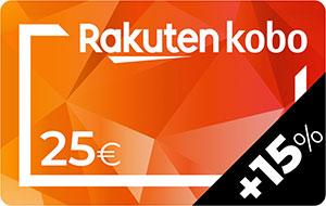 Kobo Digital Code 25 euro