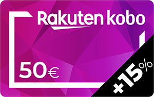 Kobo Digital Code 50 euro