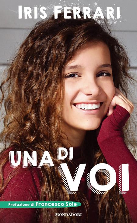 Iris Ferrari incontra i fan e firma le copie del nuovo libro