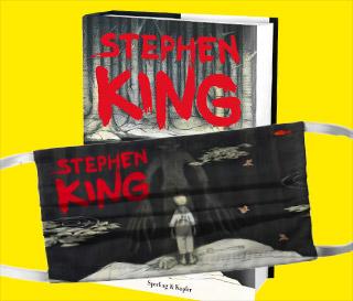 Acquista 2 libri di Stephen King e avrai in omaggio la mascherina