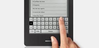 La tastiera Touch: un nuovo modo di leggere