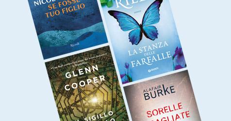 Libri giugno 2019 le novit pi belle da leggere for Regalo libri gratis