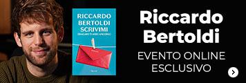 Ricacrdo Bertoldi evento