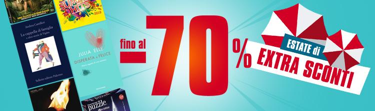 Saldi d'estate fino al -70%