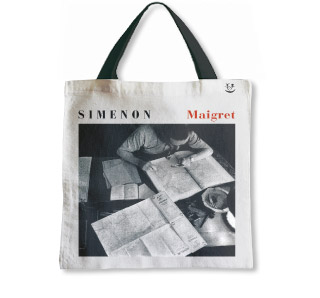 Acquista 2 libri di Georges Simenon e ricevi in OMAGGIO la borsa Adelphi Simenon
