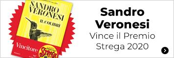 Sandro Veronesi il vincitore del premio Strega 2020