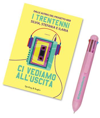 Pre-acquista il libro CI VEDIAMO ALL'USCITA AUTOGRAFATO + GADGET + EVENTO ONLINE